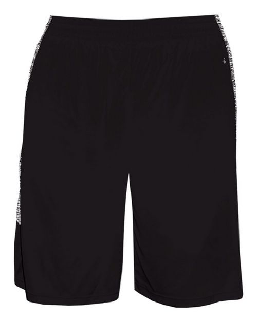Badger 2195 Blend Panel Youth Shorts