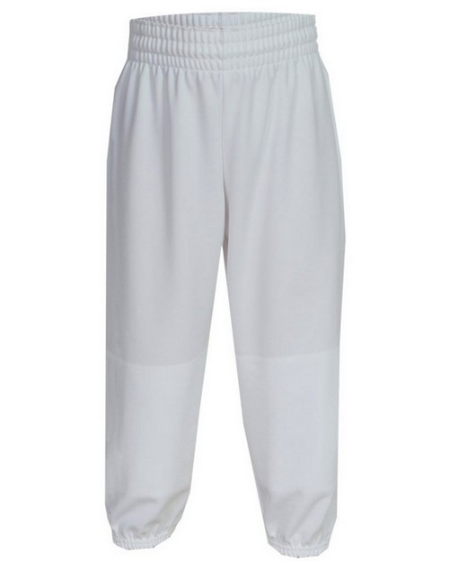 Badger 2299 Youth Pull Up Polyester Baseball Pant