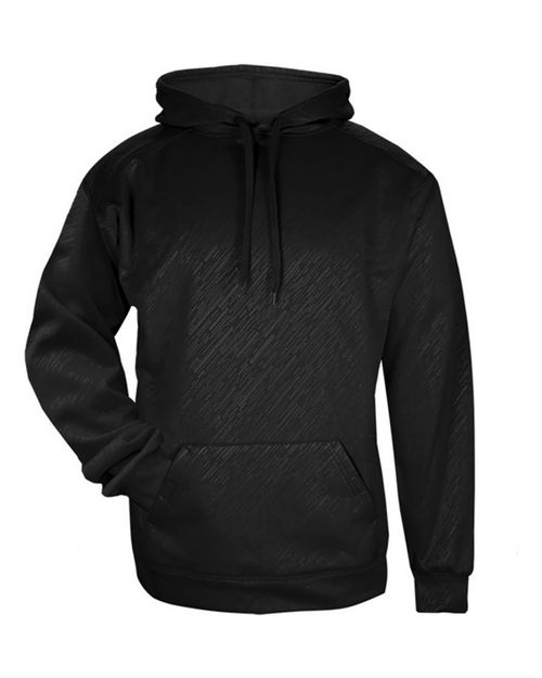 Badger 2431 Youth Line Embossed Hood