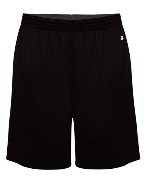 Badger 4002 Ultimate SoftLock 8 Inch Shorts