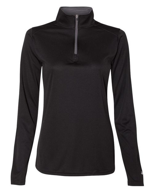 Badger 4103 B-Core Womens Quarter-Zip