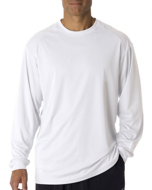 Badger 4104 Long Sleeve Performance Tee