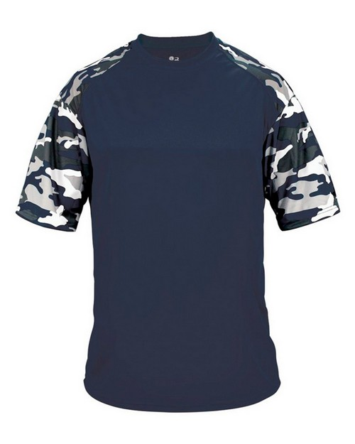 Badger 4141 Adult Camo Sport T-Shirt