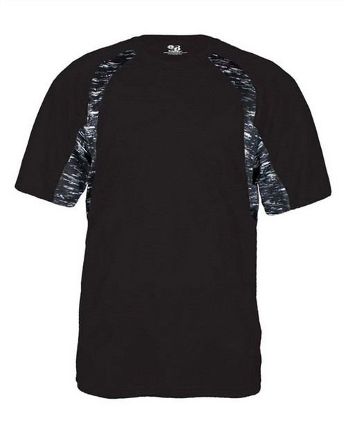 Badger 4142 Adult Static Hook Performance Athletic Tee