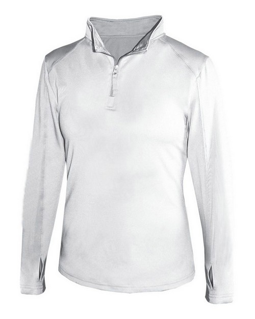Badger 4286 Ladies Lightweight 1/4-Zip Pullover