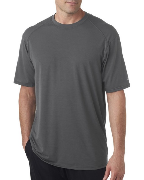 Badger 4320 Pro Heathered Performance Tee