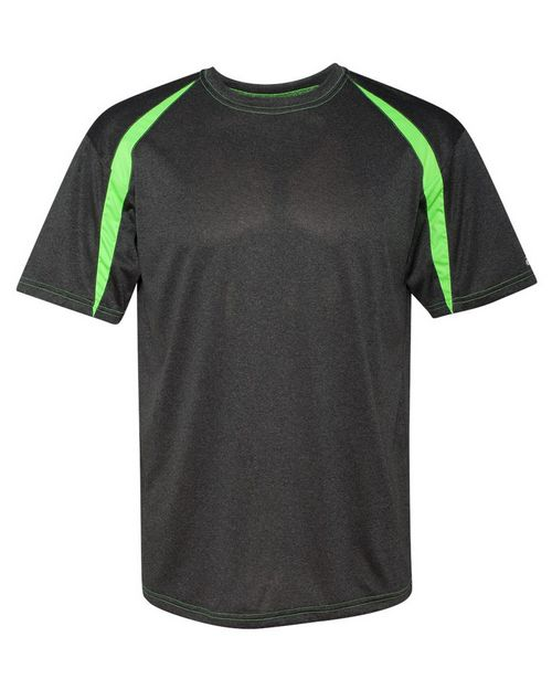Badger 4340 Adult Fusion Short Sleeve Athletic Tee