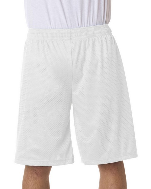 Badger 7211 Adult Mesh Shorts