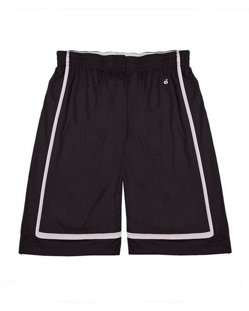 Badger 7248 Adult B-Line Reversible Game Shorts