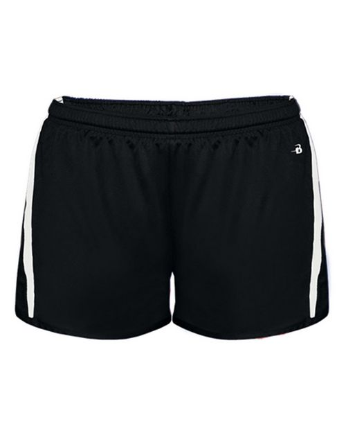 Badger 7274 Stride Womens Shorts