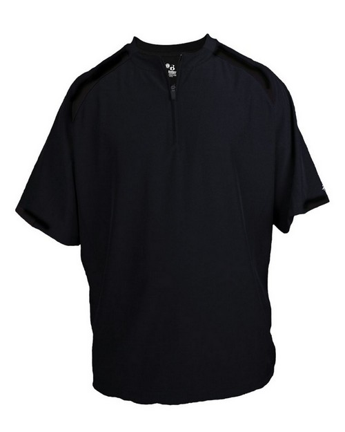 Badger 7632 Competitor Short Sleeve Pullover