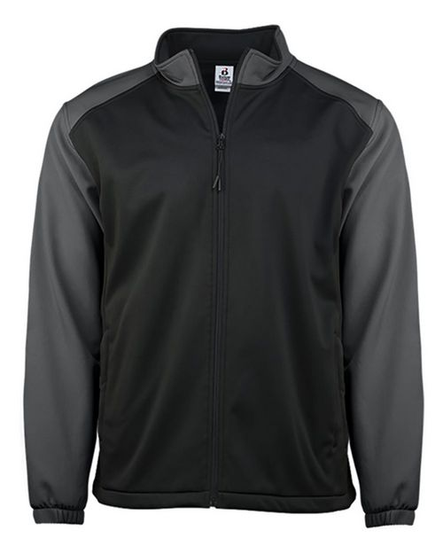 Badger 7650 Men Soft Shell Sport Jacket