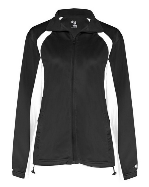 Badger 7902 BD Lady Tricot FullZip Jacket