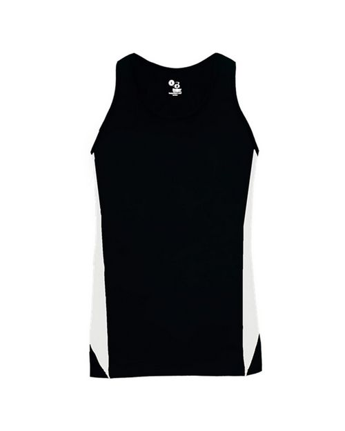 Badger 8967 Stride Womens Singlet