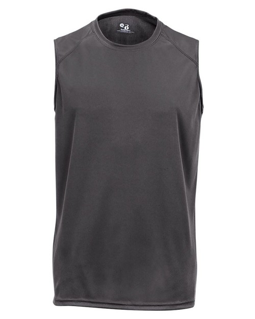 Badger B4130 Adult B-Core Sleeveless Performance T-Shirt