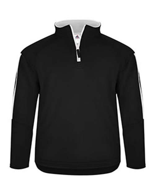 Badger BD1489 Mens Sideline Fleece 1/4 Zip Pullover