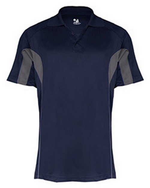 Badger BD3346 Drive Adult Polo