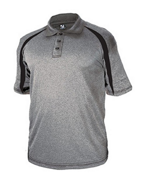 Badger BD3347 Fusion Adult Polo