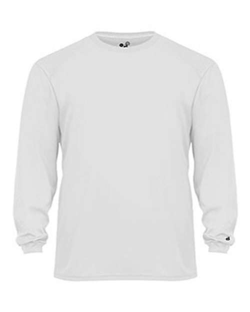 Badger BD4004 Mens Ultimate Softlock Long Sleeve T-Shirt