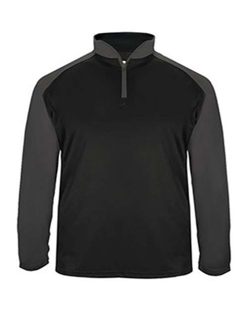 Badger BD4006 Mens Ultimate Sport 1/4 Zip Pullover