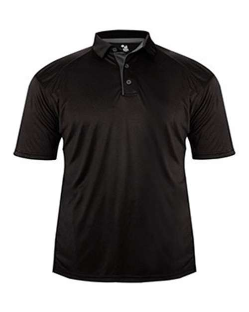 Badger BD4040 Mens Ultimate Soft lock Polo Shirt