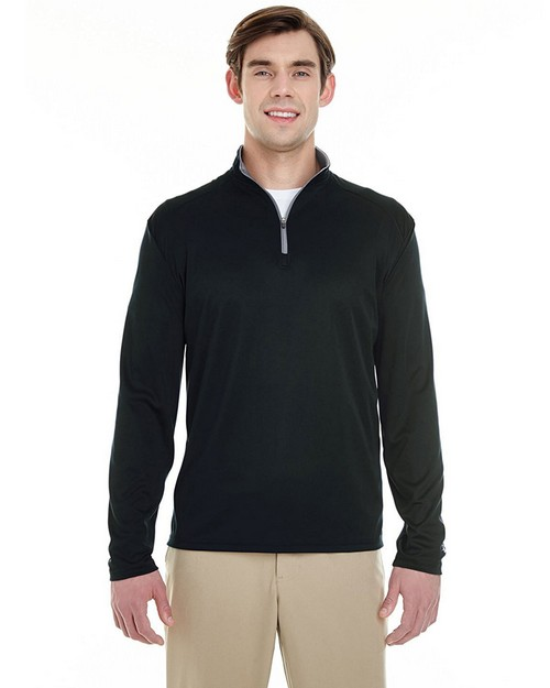 Badger BD4102 Adult 1/4 Zip  B-Core Adult Quarter Zip Pullover