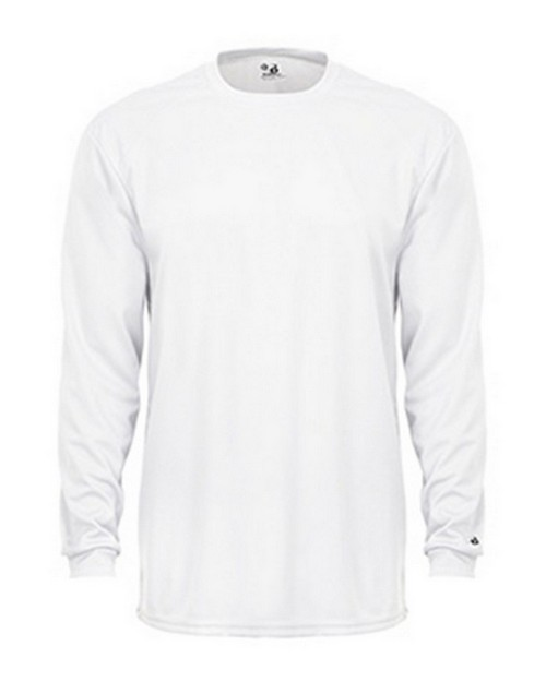 Badger BD4104 B-Core Adult Long Sleeve Tee