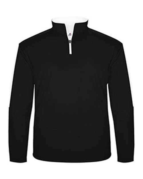 Badger BD4106 Mens Sideline 1/4 Zip Pullover