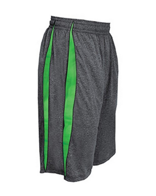 Badger BD4310 Fusion Adult Short