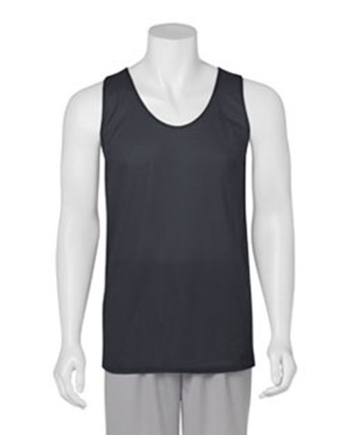 Badger BD8529 Adult Mesh Reversible Tank
