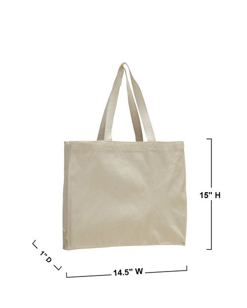 BAGedge BE003 Canvas Tote
