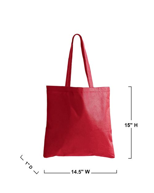 BAGedge BE003 8 oz. Canvas Tote