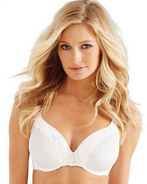 Bali 3L97 One Smooth U Ultra Light Lace with Lift Underwire