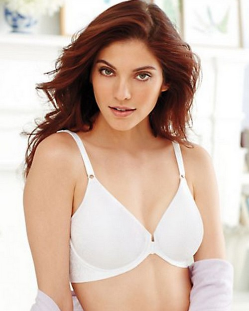 Bali 3P66 Comfort Revolution Front Close Underwire Bra