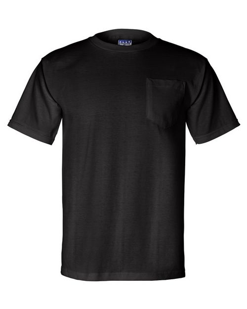Bayside 3015 Union-Made Short Sleeve T-Shirt