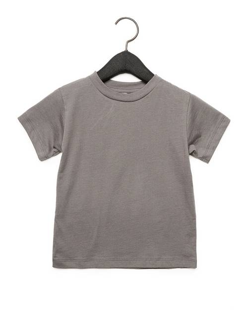 Bella + Canvas 3001T Toddler Jersey Short Sleeve T-Shirt