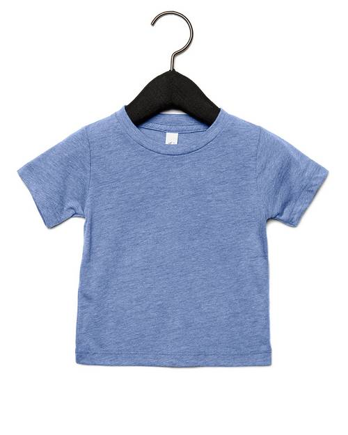 Bella + Canvas 3413B Infant Triblend Short Sleeve T-Shirt