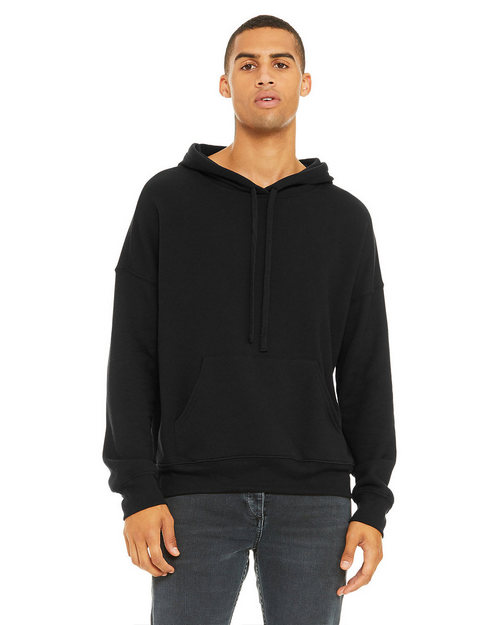 Bella + Canvas 3729 Unisex Sponge Fleece Pullover Hoodie