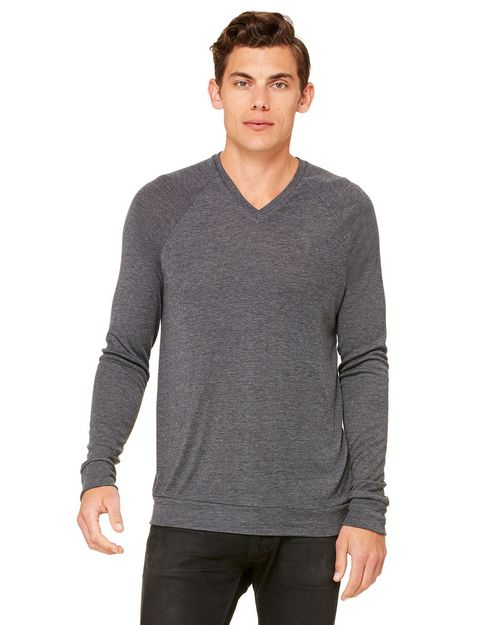 Bella + Canvas 3985 Unisex Lightweight Sweater