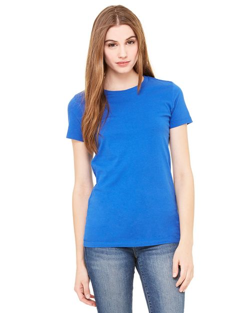 Bella + Canvas 6004U Ladies Made in the USA Favorite T-Shirt