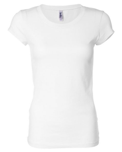 Bella + Canvas 8101 Womens Sheer Jersey T-Shirt