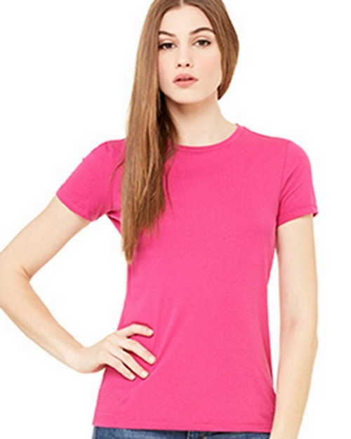 Bella + Canvas B6004U Womens Made In The Usa Favorite Tee
