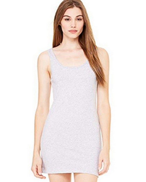 Bella + Canvas B6012 Womens Jersey Tank Dress