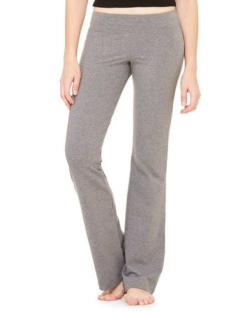Bella + Canvas B810 Womens Cotton Spandex Fitness Pant