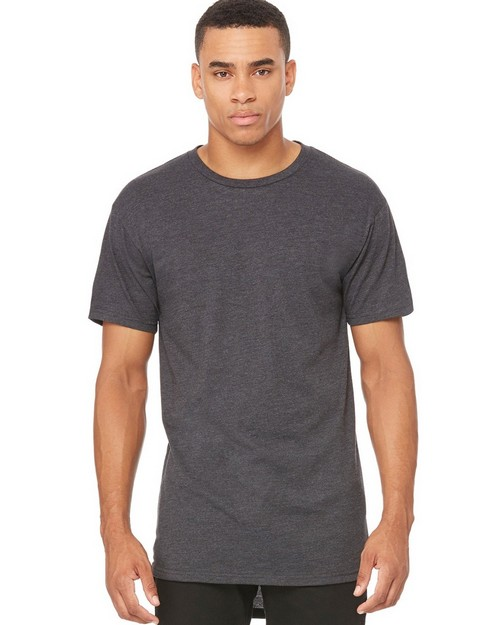 Bella + Canvas C3006 Mens Long Body Urban Tee