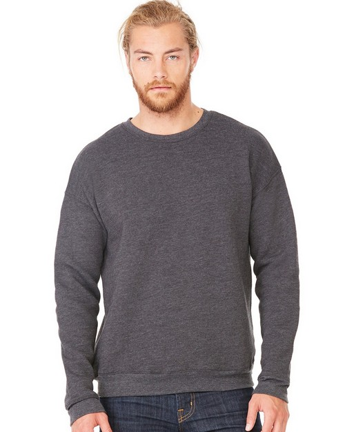 Bella + Canvas C3945 Unisex Drop Shoulder Fleece