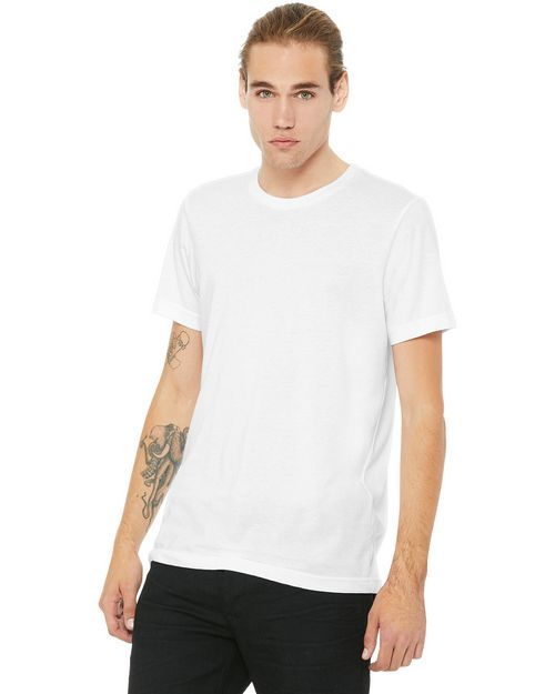 Bella + Canvas BC3650 Unisex Poly-Cotton Tee