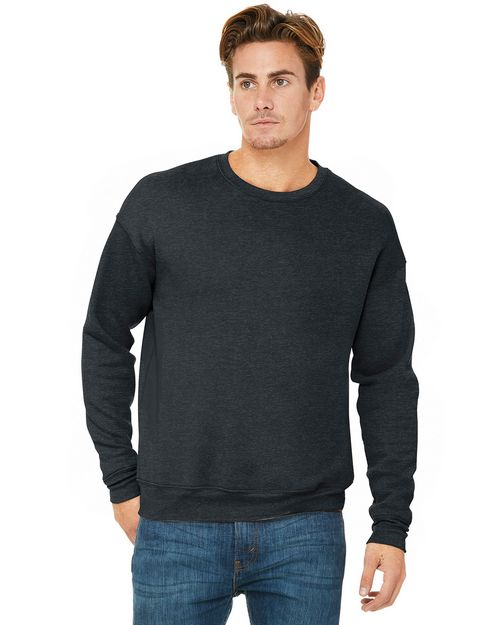 Bella + Canvas BC3945 Unisex Sponge Fleece Drop Shoulder Sweatshirt