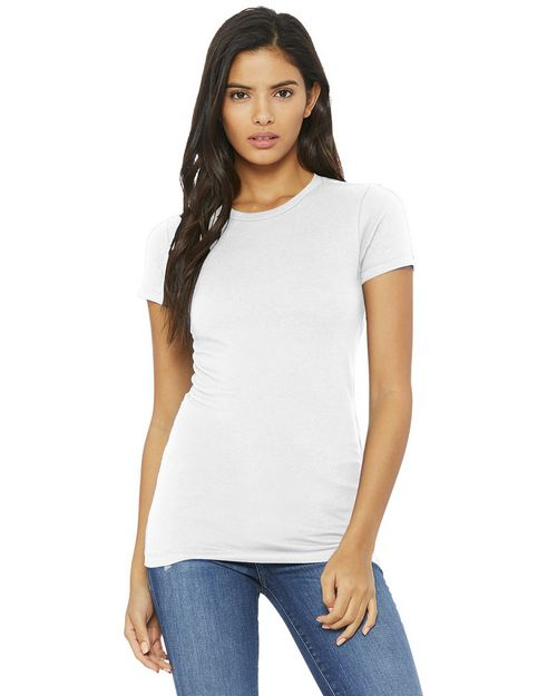 Bella + Canvas BC6004 Womens The Favorite Tee