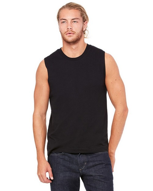 Bella + Canvas 3483 Mens Jersey Muscle Tank